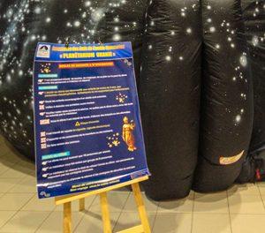 7ème fête de l' Astronomie à Saint Yon