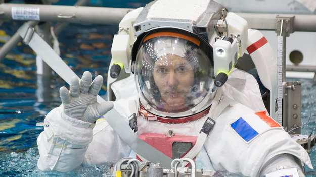 24 févr. (Salle des Fêtes) Astronautique, la médecine spatiale