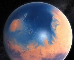 14 Oct. salle Astronomia, Mars, la terre ratée.