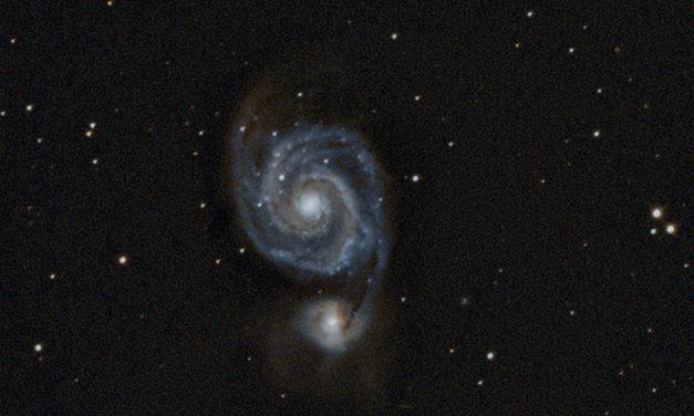 Messier 51