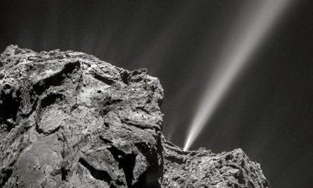 Les comètes