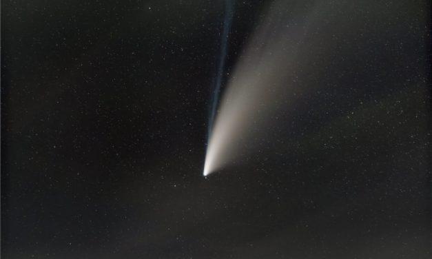 La comète de l'année ?
